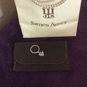 James Avery Retired Dove Ring